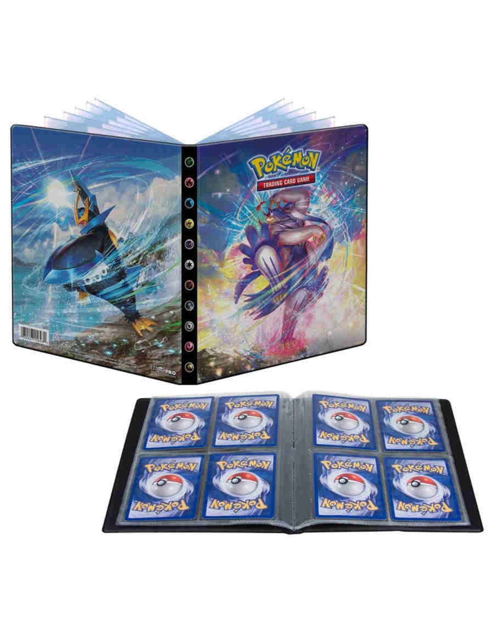 Ultra Pro Sword and Shield 5 - 4 Pocket Binder - Pokemon