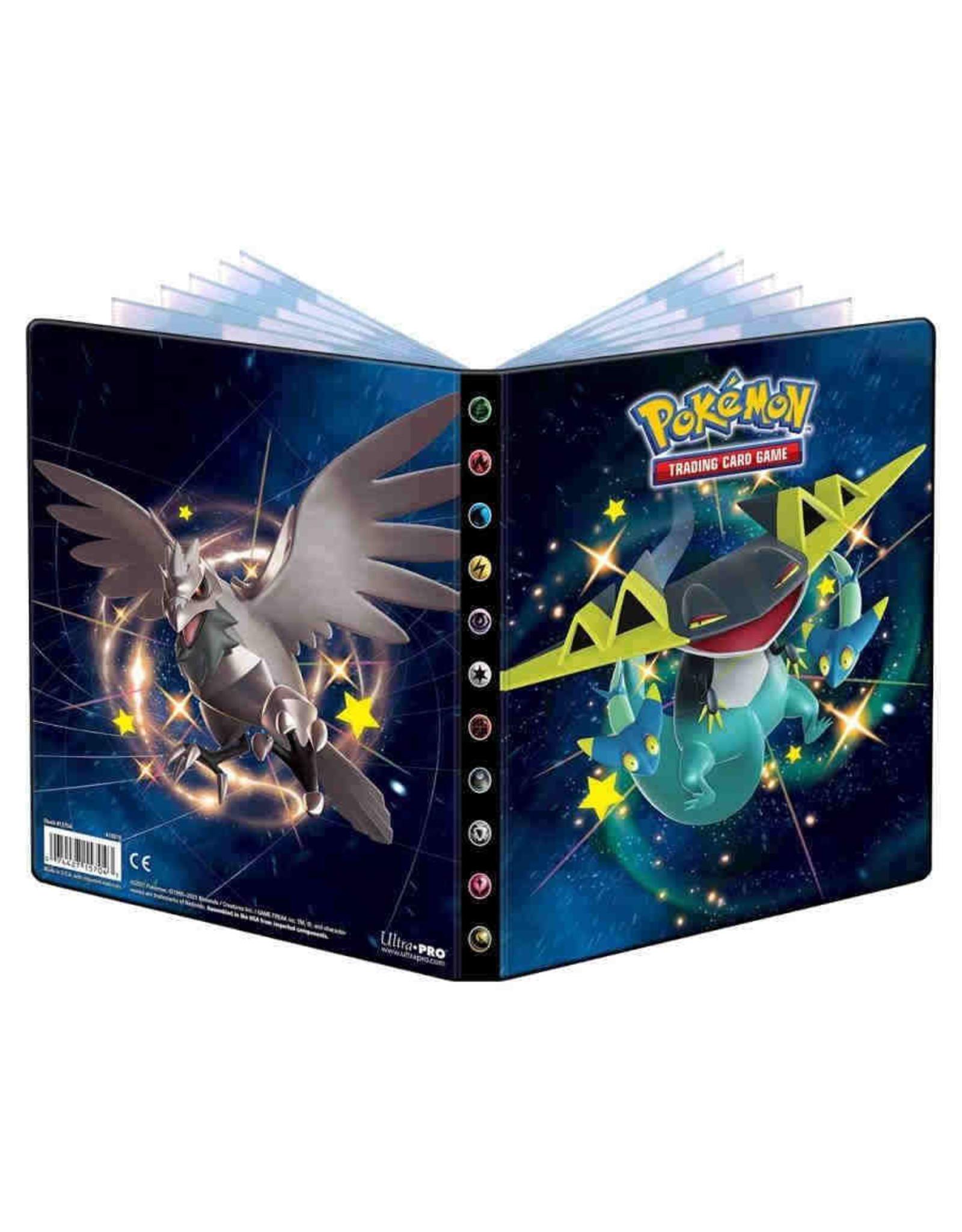Ultra Pro PREORDER: Sword and Shield 4.5 - 4 Pocket Binder - Pokemon