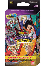 Bandai PREORDER: Unison Warriors - Set 4 Premium [PP04] pack - Dragon Ball Super