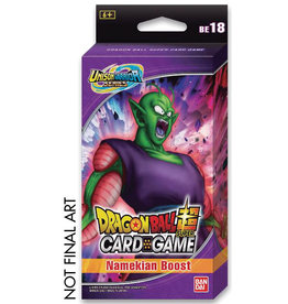 Bandai PREORDER: Expansion Set 18 - Namekian Boost pack - Dragon Ball Super