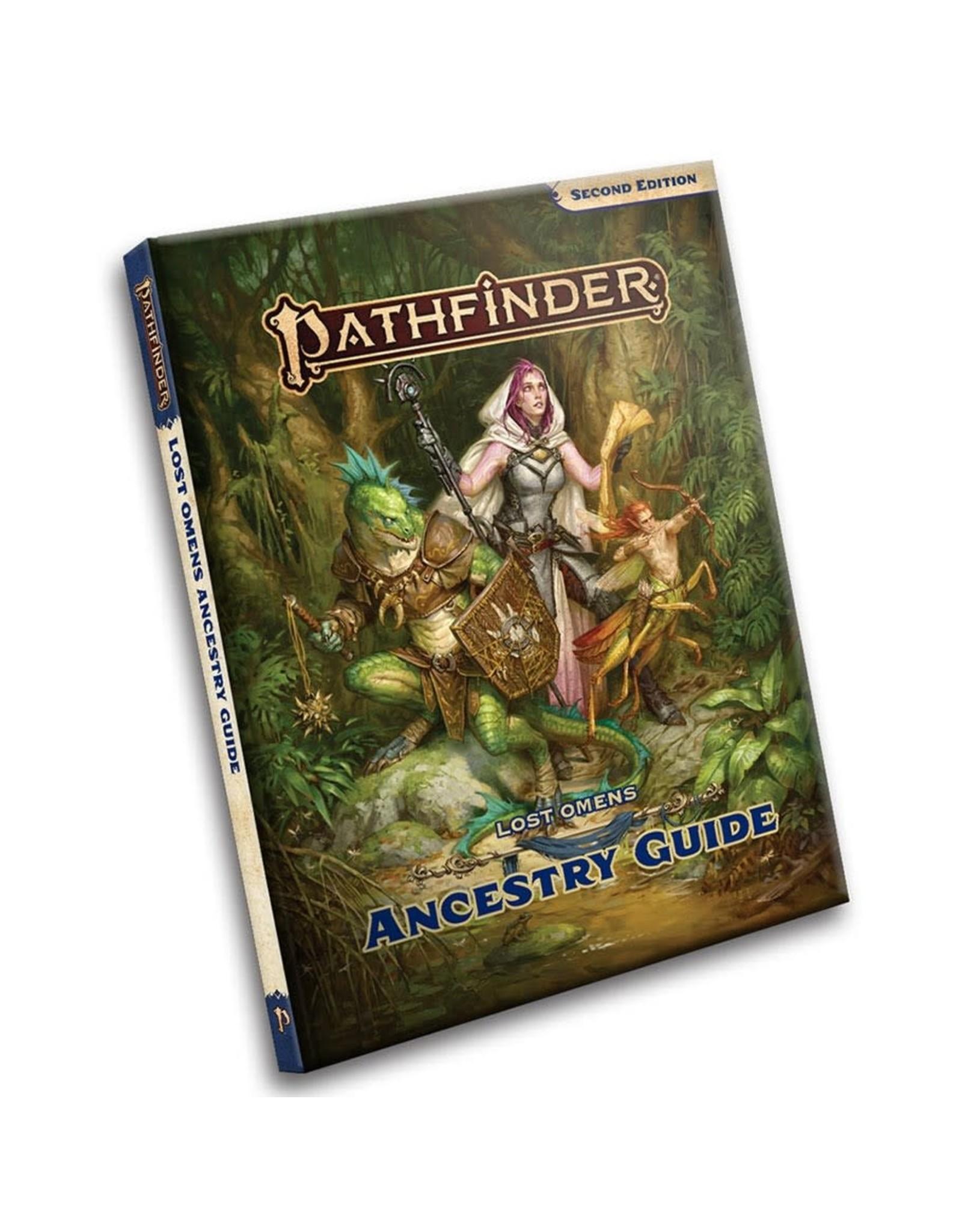 Paizo Pathfinder 2E: Lost Omens Ancestry Guide