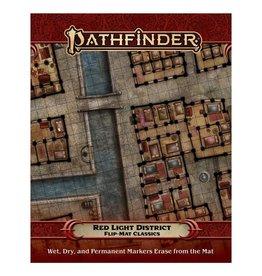 Paizo Pathfinder RPG: Flip-Mat Classics - Red Light District