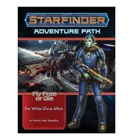 Paizo PREORDER: Fly Free or Die 4 - The White Glove Affair: Starfinder Adventure Path