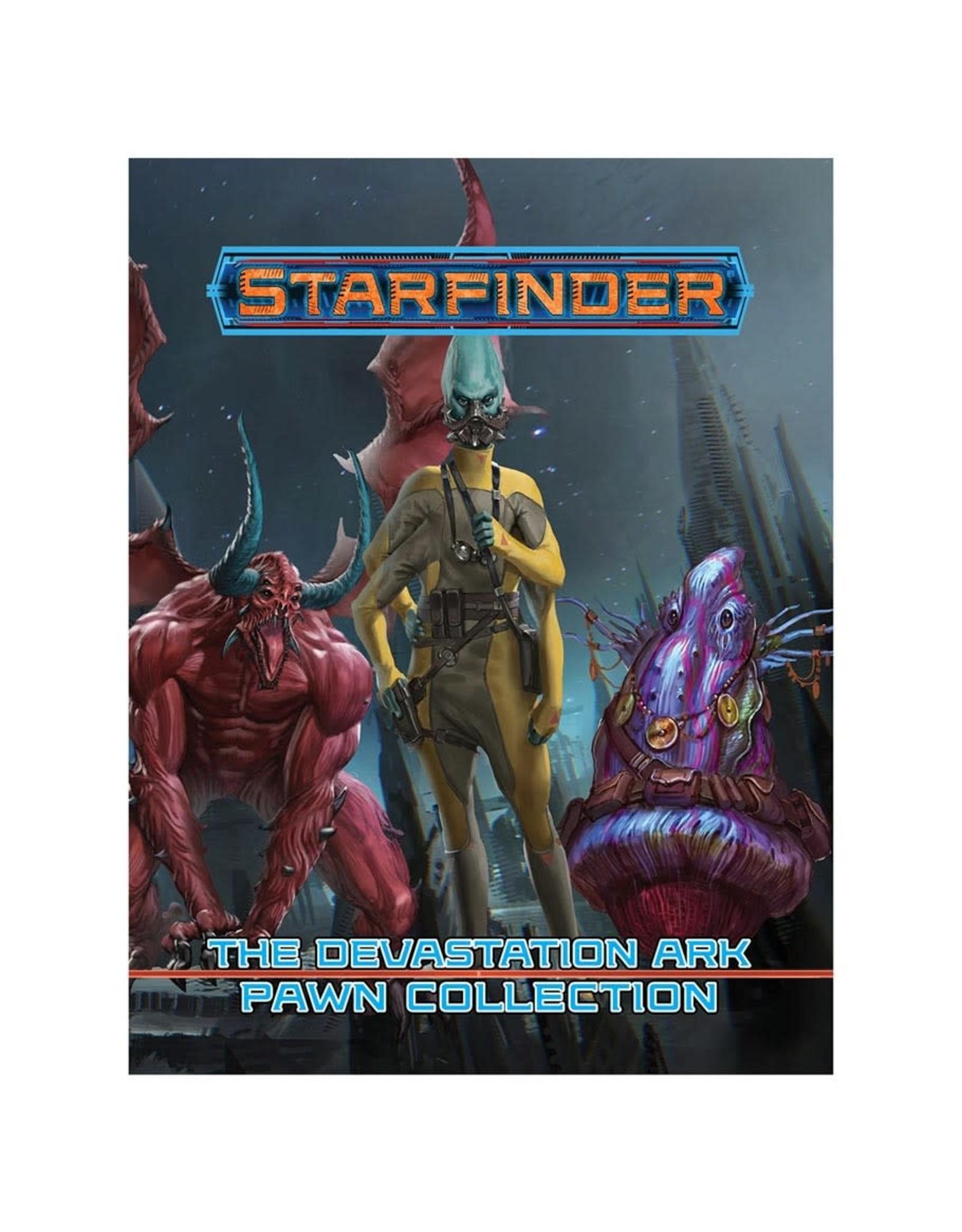 Paizo Starfinder Pawns: The Devastation Ark Pawn Collection