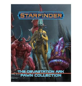 Paizo Starfinder Pawns: The Devastation Ark Pawn Collection