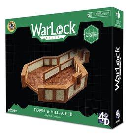 Wizkids WarLock Tiles: Town & Village III - Angles