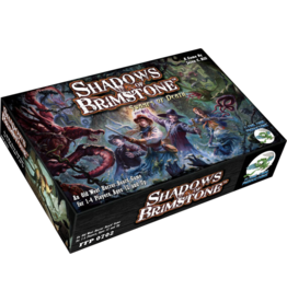 Flying Frog Productions Shadows Of Brimstone: Swamps of Death Revised edition