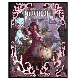Wizards of the Coast PREORDER: D&D 5th Ed: Van Richten's Guide to Ravenloft Alternate Cover (LE)