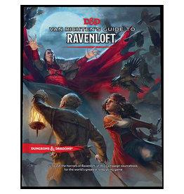 Wizards of the Coast PREORDER: D&D 5th Ed: Van Richten's Guide to Ravenloft