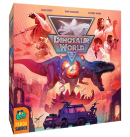 Pandasaurus Games PREORDER: Dinosaur World - Kickstarter edition