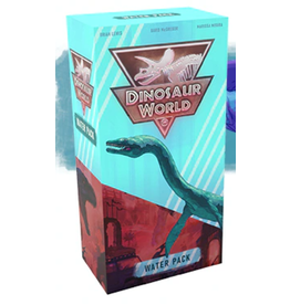 Pandasaurus Games PREORDER: Dinosaur World - Water Expansion Pack