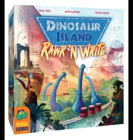 Pandasaurus Games PREORDER: Rawr n' Write: Dinosaur Island - Kickstarter Edition