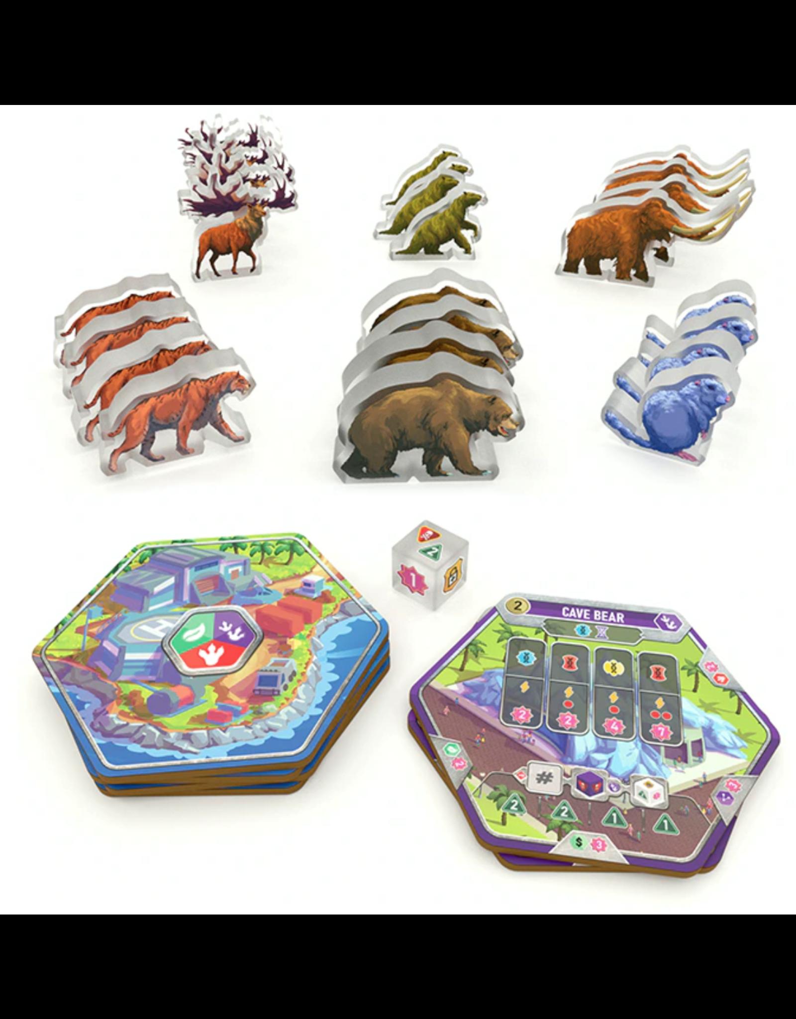 Pandasaurus Games PREORDER: Dinosaur World - Ice Age Expansion Pack