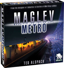 Bezier Games Maglev Metro