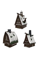 Wizkids Icewind Dale - Ten Towns Papercraft Set - Icons of the Realms - D&D Minis