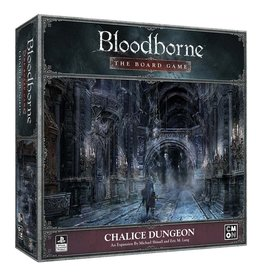 Cool Mini or Not Bloodborne The Board Game: Chalice Dungeon