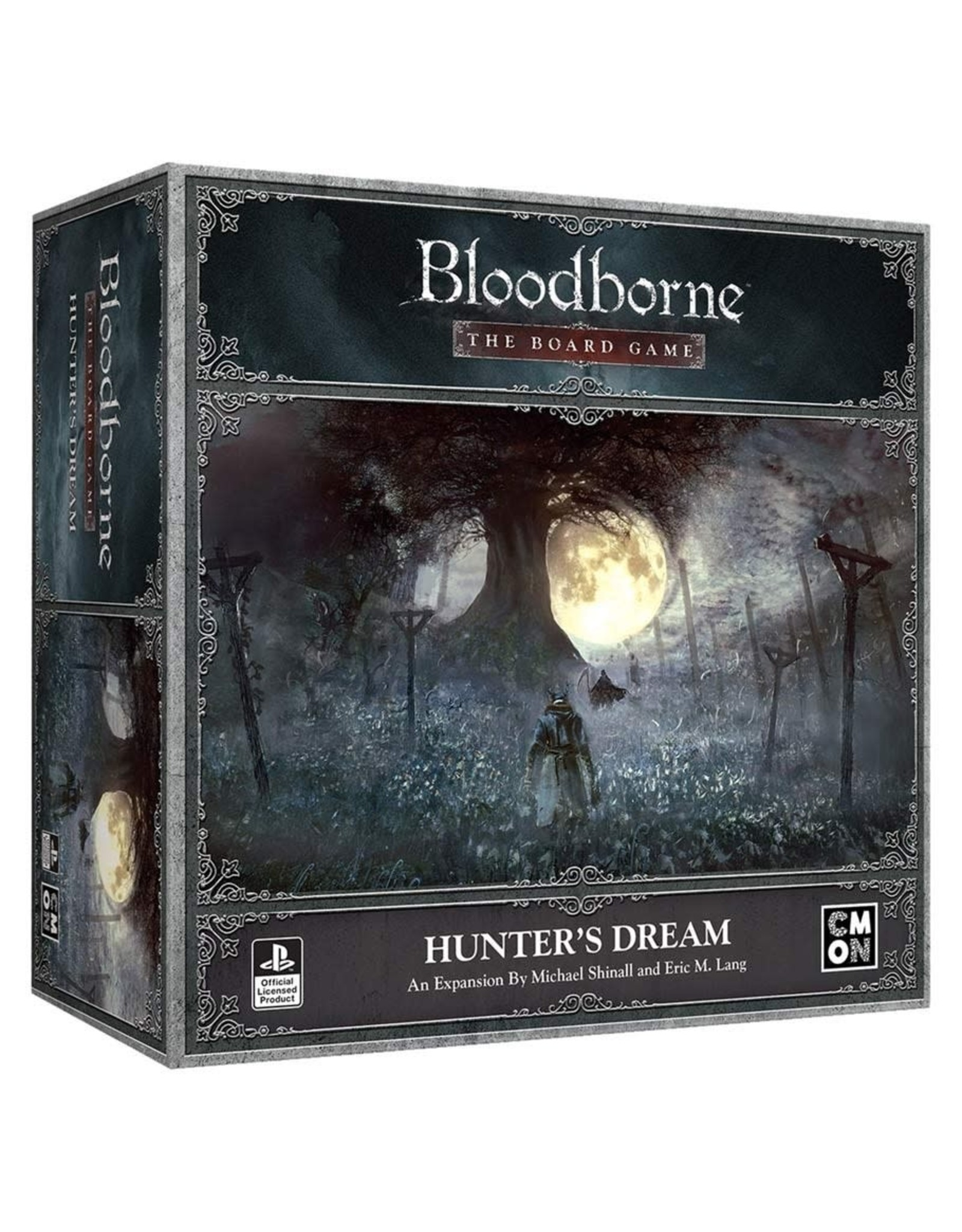 Cool Mini or Not Bloodborne The Board Game: Hunter's Dream