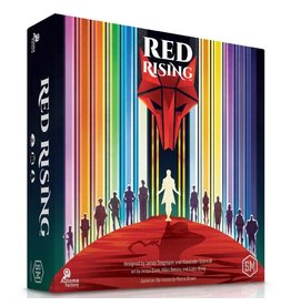 Stonemaier Games PREORDER: Red Rising