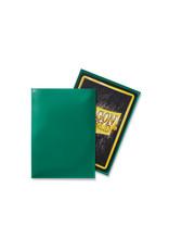 Arcane Tinmen Dragon Shield: Classic Green Card Sleeves 100 Count