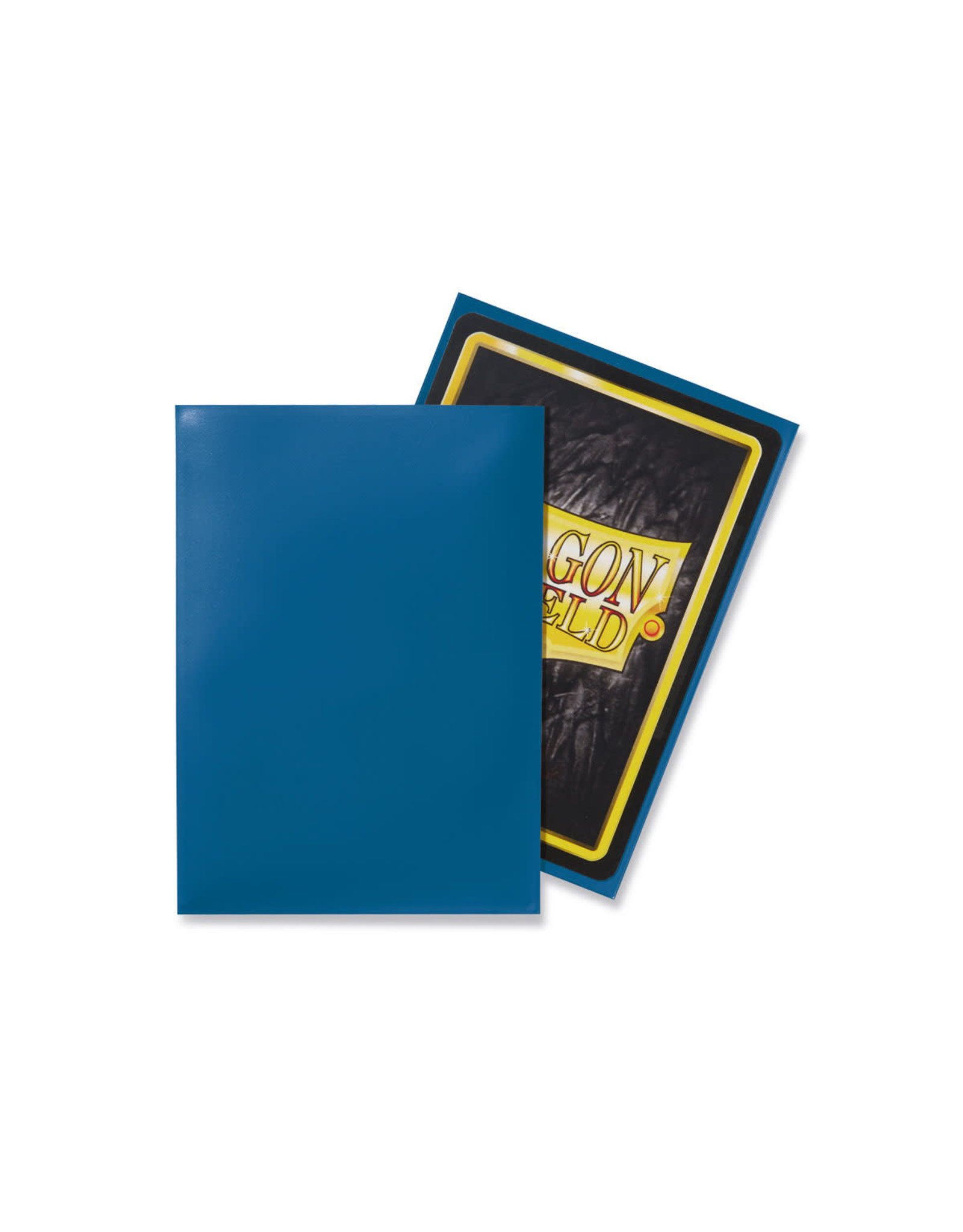 Arcane Tinmen Dragon Shield: Classic Blue Card Sleeves 100 Count