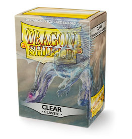 Arcane Tinmen Dragon Shield: Classic Clear Card Sleeves 100 Count