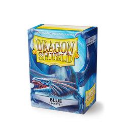 Arcane Tinmen Dragon Shield: Matte Blue Card Sleeves 100 Count