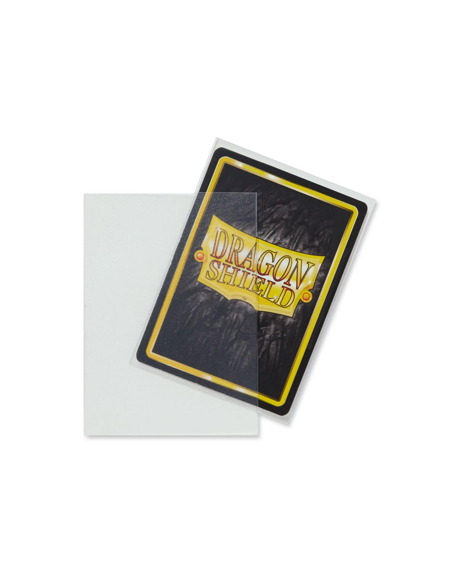 Arcane Tinmen Dragon Shield: Matte Clear Card Sleeves 100 Count