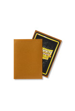 Arcane Tinmen Dragon Shield: Matte Gold Card Sleeves 100 Count