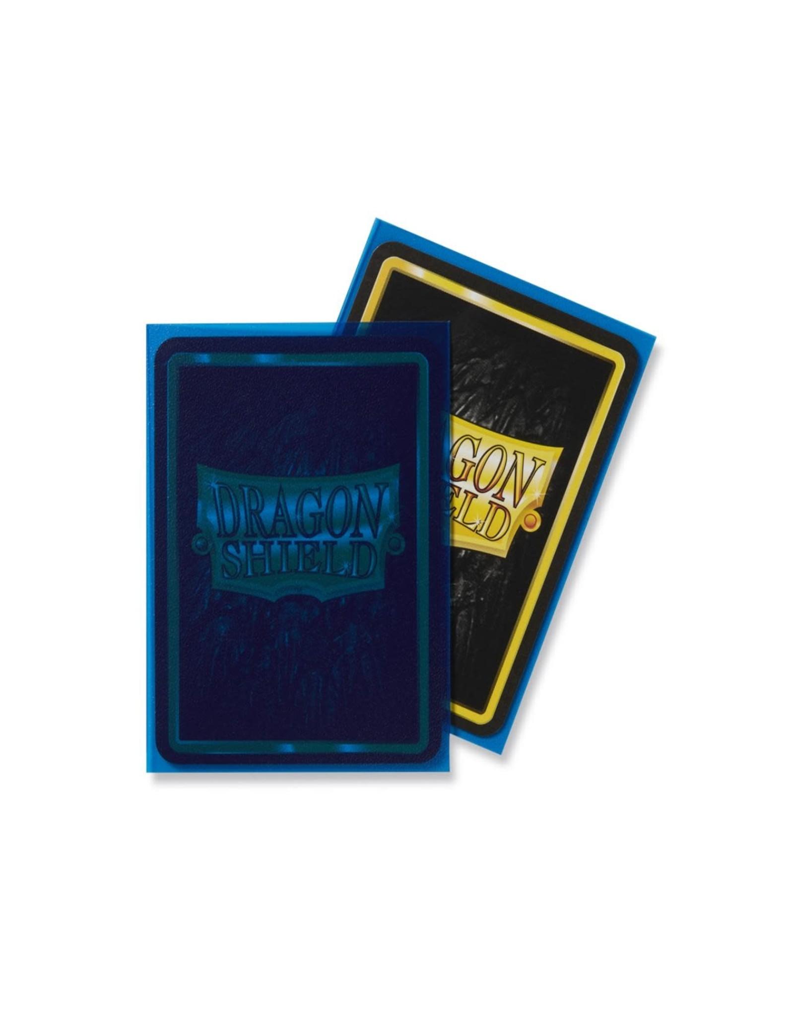 Arcane Tinmen Dragon Shield: Matte Clear Blue Card Sleeves 100 Count