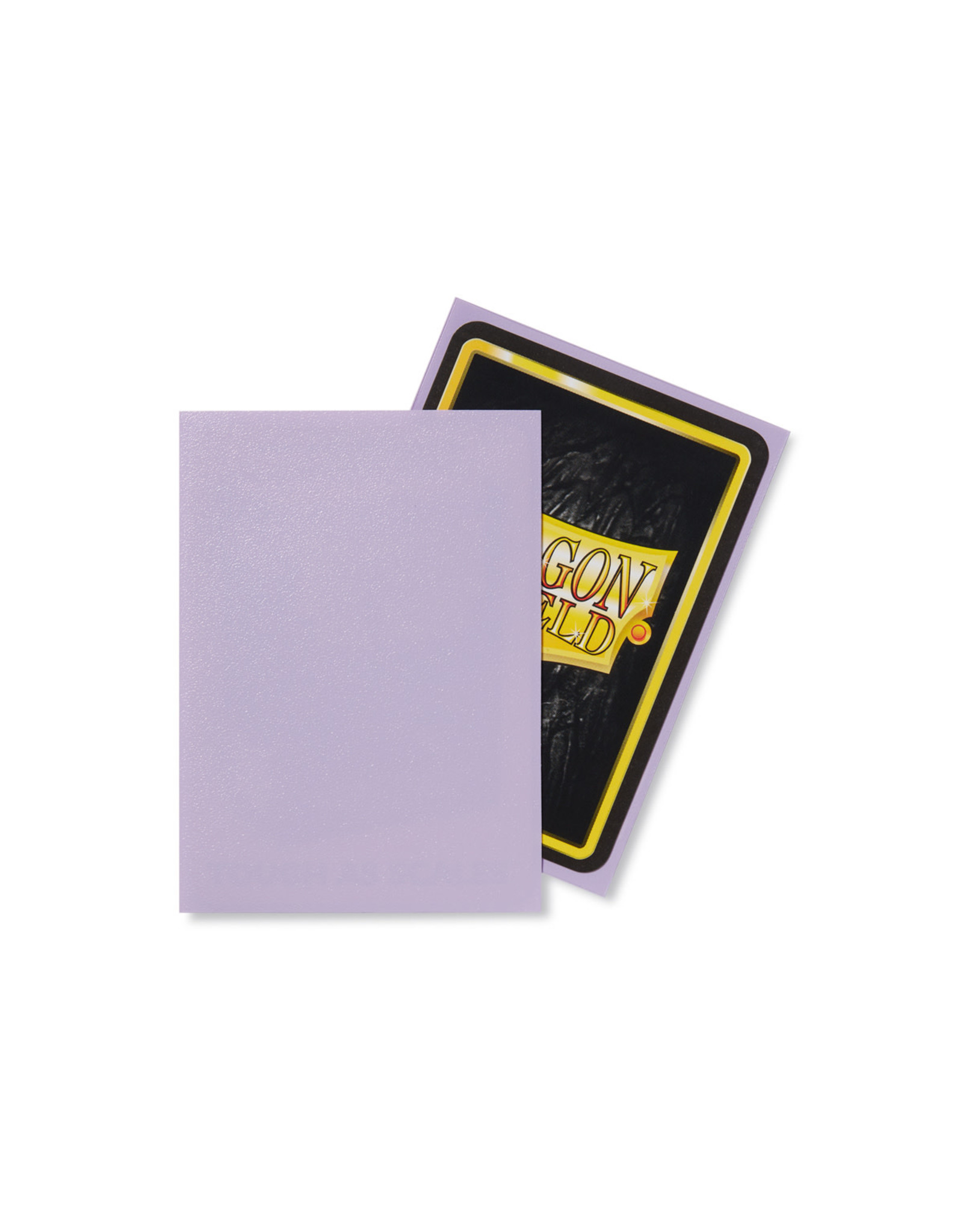Arcane Tinmen Dragon Shield: Matte Lilac Card Sleeves 100 Count