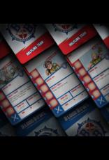 Games Workshop Halfling Team Card Pack - Blood Bowl