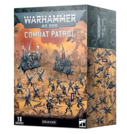 Games Workshop Drukhari Combat Patrol - 40K