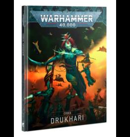 Games Workshop Codex: Drukhari - 40K