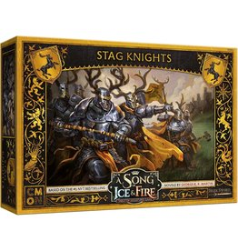 Cool Mini or Not Baratheon Stag Knights - A Song of Ice & Fire