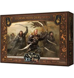Cool Mini or Not Neutral Stormcrow Dervishes - A Song of Ice & Fire