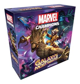 Fantasy Flight Games Marvel Champions LCG: The Galaxy's Most Wanted