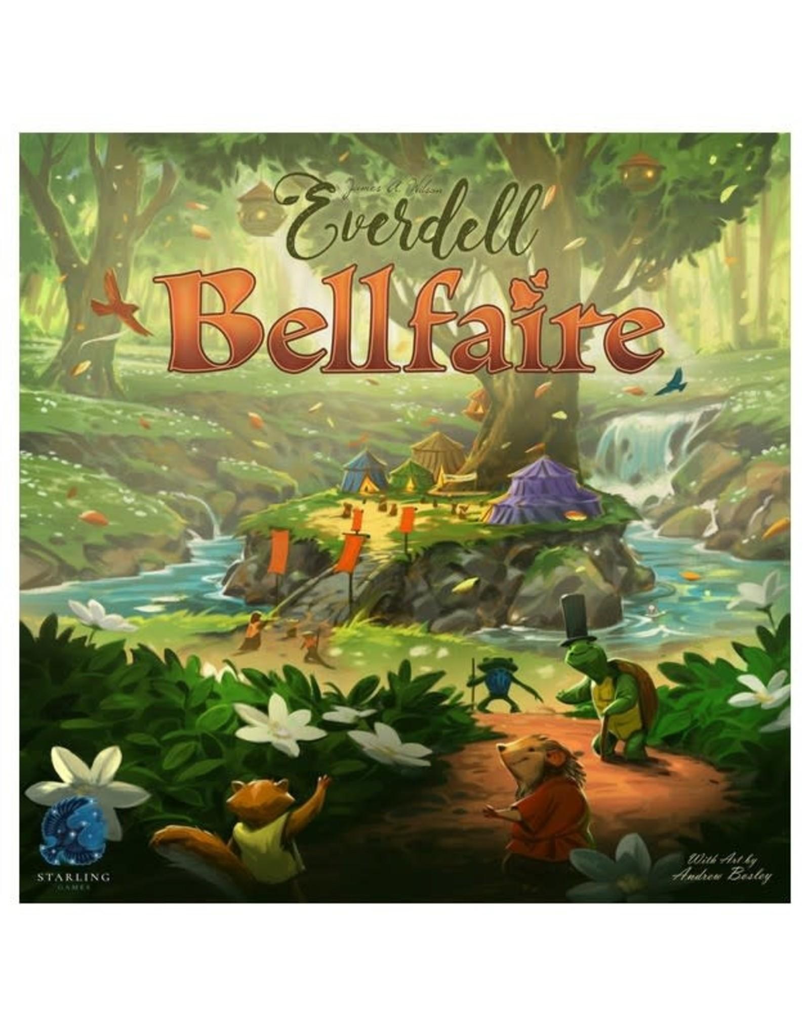 Asmodee Everdell: Bellfaire