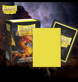 Arcane Tinmen PREORDER: Dragon Shields: (100) Matte Dual - Lightning