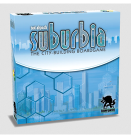 Bezier Games Suburbia 2nd Edition