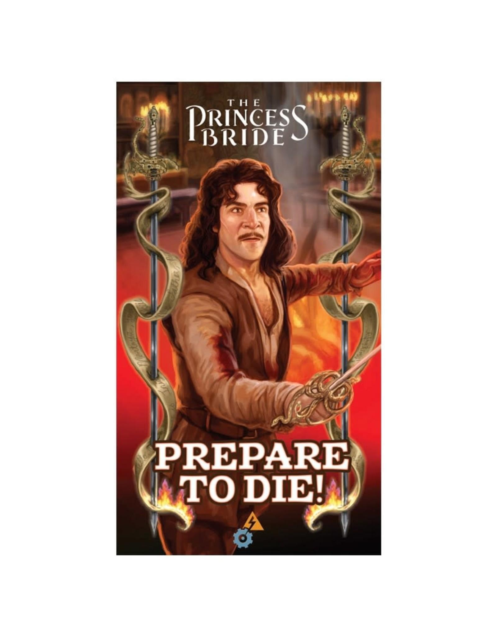 Asmodee The Princess Bride: Prepare to Die!