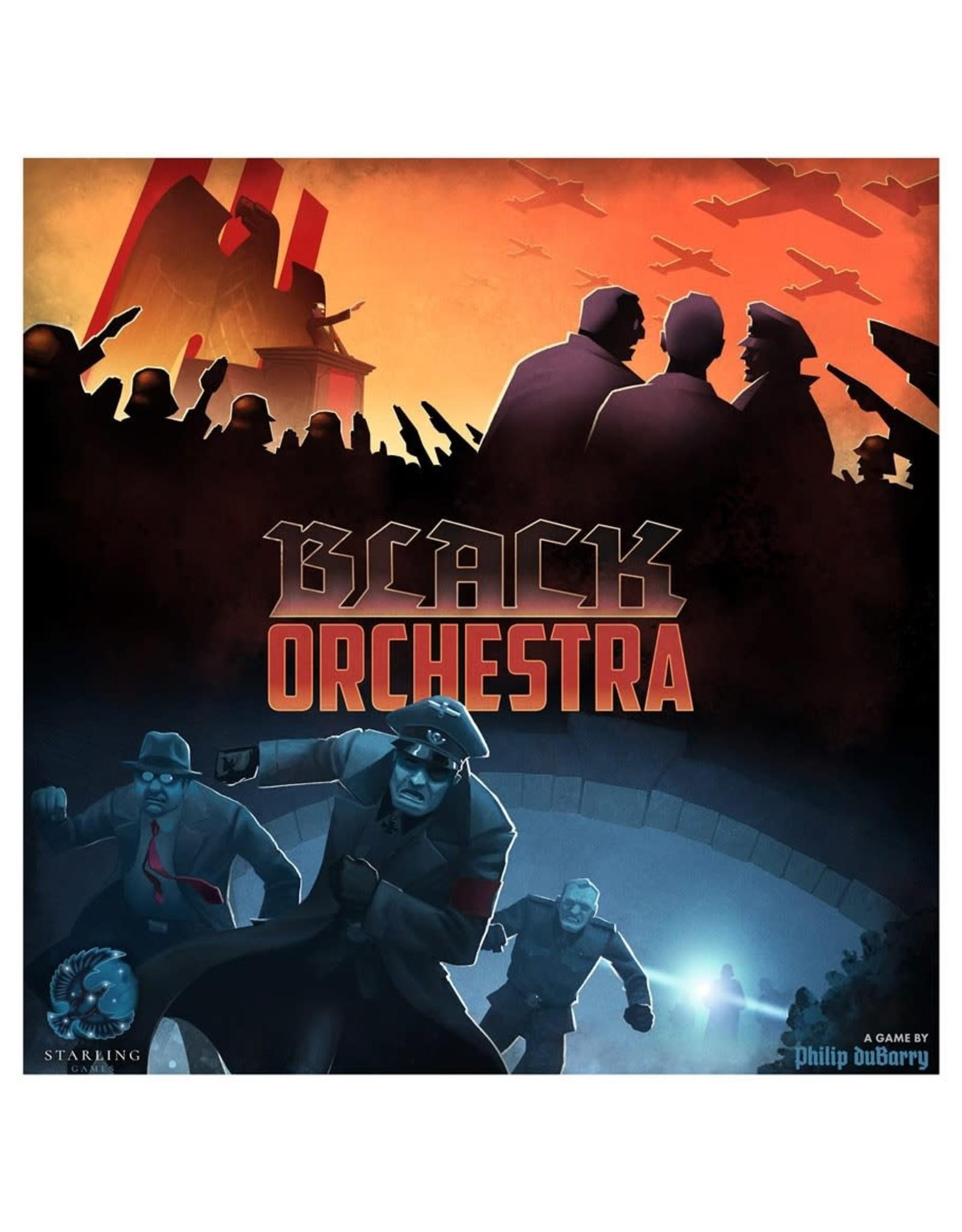 Asmodee Black Orchestra