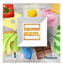 Asmodee Square Meal
