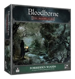 Cool Mini or Not Forbidden Woods - Bloodborne The Board Game