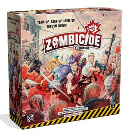 Cool Mini or Not PREORDER: Zombicide 2nd Edition
