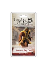 Fantasy Flight Games Legend of the Five Rings LCG: Peace at Any Cost Dynasty Pack
