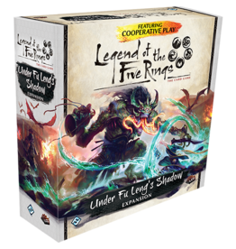 Fantasy Flight Games Legend of the Five Rings LCG: Under Fu Leng's Shadow