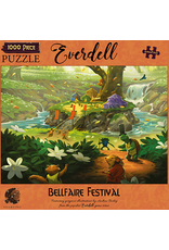 Asmodee Everdell Puzzles - Bellfaire Festival