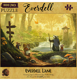 Asmodee PREORDER: Everdell Puzzles - Everdell Lane