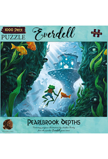 Asmodee Everdell Puzzles - Pearlbrook Depths