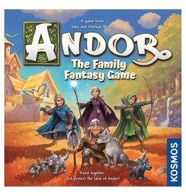 Thames & Kosmos PREORDER: Andor: The Family Fantasy Game